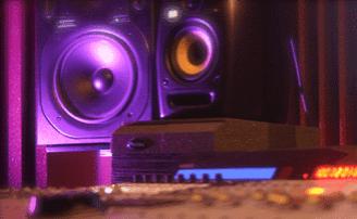 trattamento acustico auralex roominator paf project studio 3