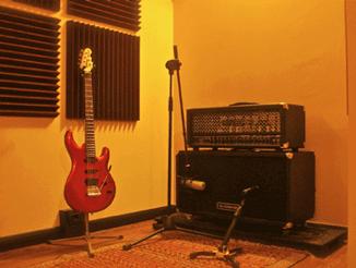 trattamento acustico auralex roominator paf project studio 4